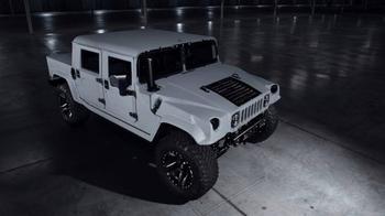 Возвращение легенды: Обновленный Hummer H1 теперь снова появился на рынке