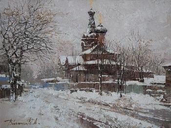 Творчество художника Дмитрия Беломыцева