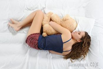 Как поза для сна влияет на здоровье?