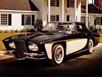 Gaylord Gladiator – причудливый автомобиль для очень богатых