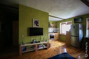 Квартира-студия на Розочке для дизайнера-холостяка