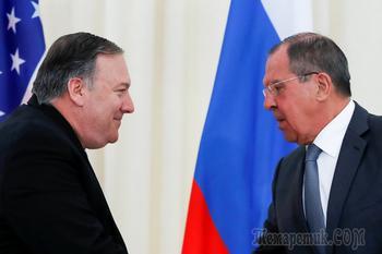 Кибератаки США на Россию: что сказал Помпео