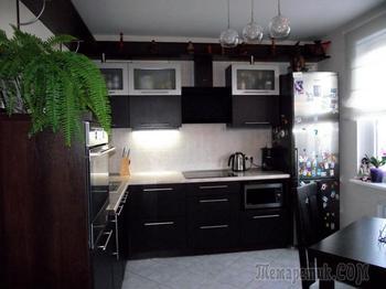 Ремонт кухни в стиле минимализм