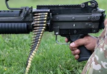 Новые штурмовые винтовки и пулемёты для армии США