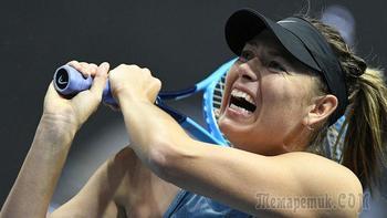 Обыгравшая Шарапову теннисистка оценила стиль игры россиянки: бьет в полную силу