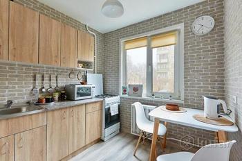 Хозяева сделали бюджетный ремонт в хрущевке и доказали, что такое жилье может быть стильным