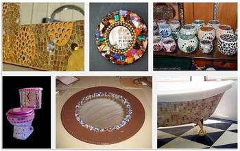 Мозаика и домашний декор