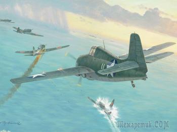 Военные самолёты. Иллюстратор Рой Гриннелл (Roy Grinnell). Продолжение