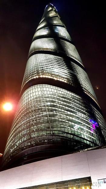 Китай 2018.18.Шанхайская башня – самая высокая в Китае и вторая в мире