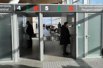 Иностранцам упростят въезд в Россию