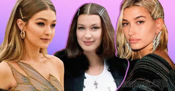 Как носить украшения и заколки в волосах и почему это снова стало трендом