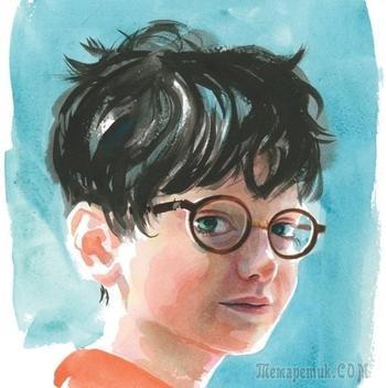 Джим Кей - и его иллюстрации к книге  «Гарри Поттер»