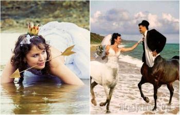 Искусство фотографии: 15 примеров того, как не следует снимать на свадьбах