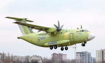 На ВАСО показали новейший Ил-112В облегчённый и в новой ливрее.