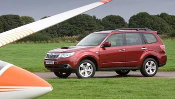 Выбираем «третий» Subaru Forester с пробегом