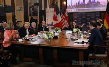 Наказать Россию: «Большая семерка» готовит санкции
