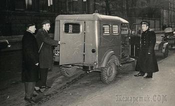 Выходить по одному: грузовики, внедорожники и микроавтобусы советской милиции