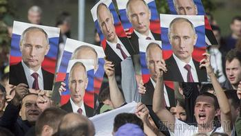 Владимир Путин идет на выборы: как менялся рейтинг президента