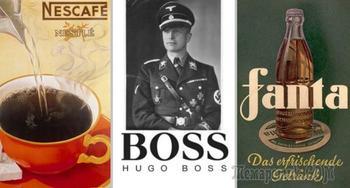 Ничего личного, просто бизнес: торговые марки, которые сотрудничали с Третьим рейхом