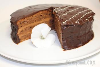 """Торт """"Прага"""". Пошаговый рецепт пражского торта"""