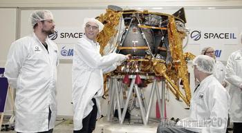 SpaceIL завершает Lunar Lander для запуска в феврале