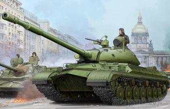 8 советских танков, с которыми в СССР готовились брать Берлин и Париж