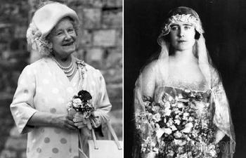 Королева-мать Елизавета I