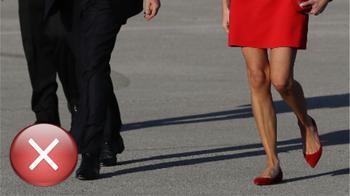 Дресс-код «первых леди»: 11 вещей, которые не могут себе позволить жены президентов
