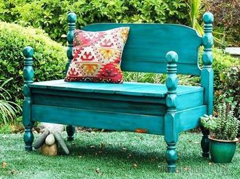 Идеи, как преобразить старую мебель