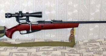 Карабин ОЦ-48/48К – вторая жизнь трехлинейной винтовки Мосина