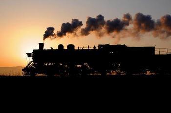 Итальянский поезд-призрак в петле времени