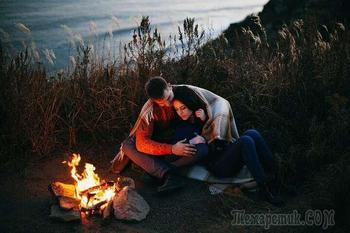Романтический диалог двух влюбленных - 12 (Стих)