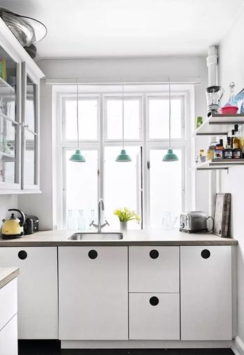 Гениальные решения для маленькой кухни