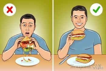 Посмотрите, как нужно есть в ресторанах, чтобы не было стыдно
