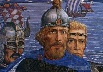 Историки до сих пор не раскрыли тайну происхождения Рюрика: удивительные факты о первом русском князе