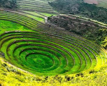 Писак — древний город в Перу, который ночью охраняли пумы