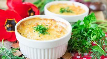 Жульен из курицы и грибов | Быстрый и вкусный рецепт за 20 минут!