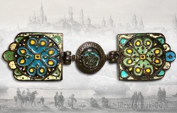 Русские поясные пряжки XVII-XVIII веков: Как появились и кто их носил