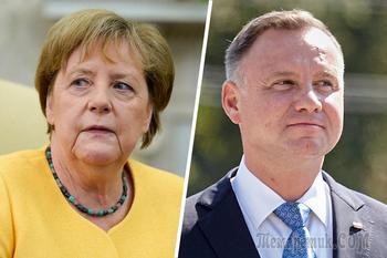 Дуда не принял Меркель. СМИ выясняют, кто кого обидел