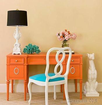 Старая мебель до и после реставрации