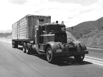Забытые газотурбинные эксперименты: тяжелые грузовики, скоростные автобусы и машины-рекордсмены