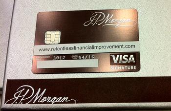 Топ-10 самых дорогих банковских карточек