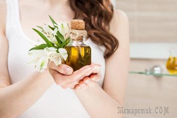 Масла, полезные для сухой кожи