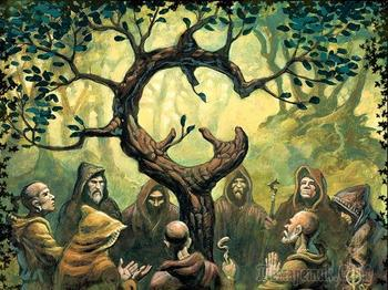 Друиды: Лесные мудрецы древности