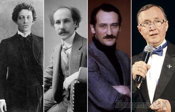 Знаменитые мужчины, которые соперничали, добиваясь внимания одной дамы