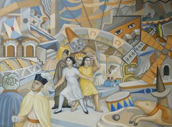 Почему испанскую художницу назыавли «папой сюрреализма» и почти забыли на родине: Маруха Мальо