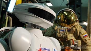 Российские боевые и гражданские роботы
