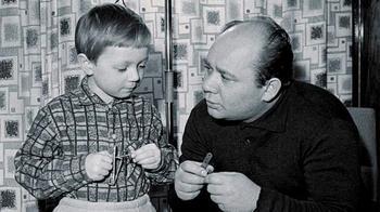 Семейные фотографии советских знаменитостей
