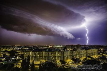 Мне бы в небо: подборка «небесных» фотографий со всего мира