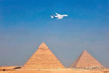 Первый пошёл... россияне возвращаются в Египет